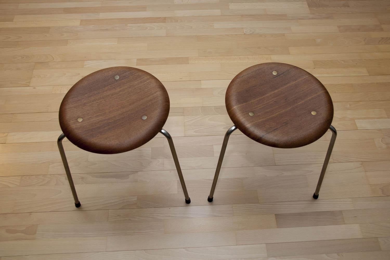 Arne Jacobsen Dot Stool Sold Scandinavian Design