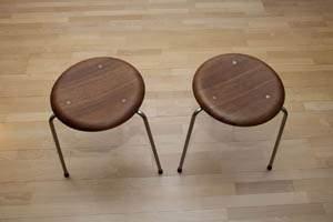 Arne Jacobsen Dot Stool Scandinavian Design