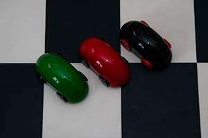 Playsam - Streamliner classic cars