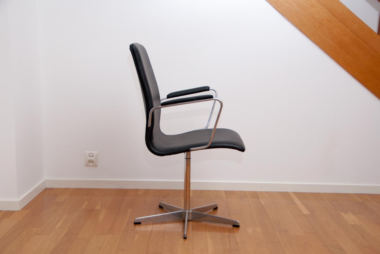 Arne Jacobsen Oxford Chairs Scandinavian Design