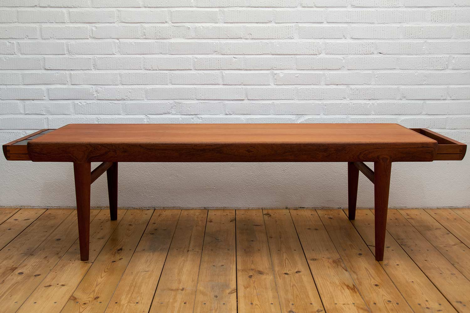 Johannes andersen teak coffee table scandinavian design johannes andersen teak coffee table johannes andersen teak coffee table geotapseo Gallery