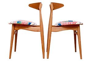 Hans J. Wegner- CH33 chairs