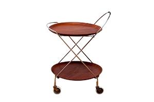 J.H Fabriken- Serving tray cart