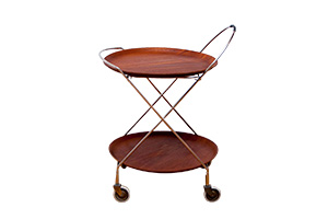 J.H Fabriken- Serving tray cart